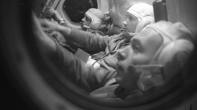 Posádka lodi Sojuz 11