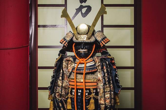 Zbroj samurajů