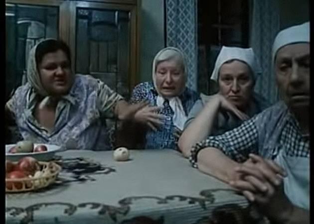 Babky byly pornem náležitě pohoršeny.