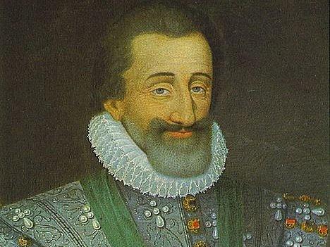 Jindřich IV. Francouzský