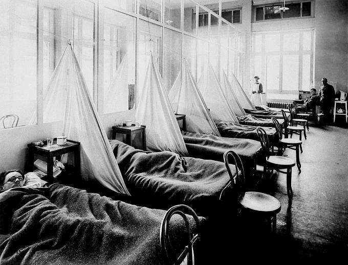 Španělská chřipka si nevybírala, umřít mohl každý