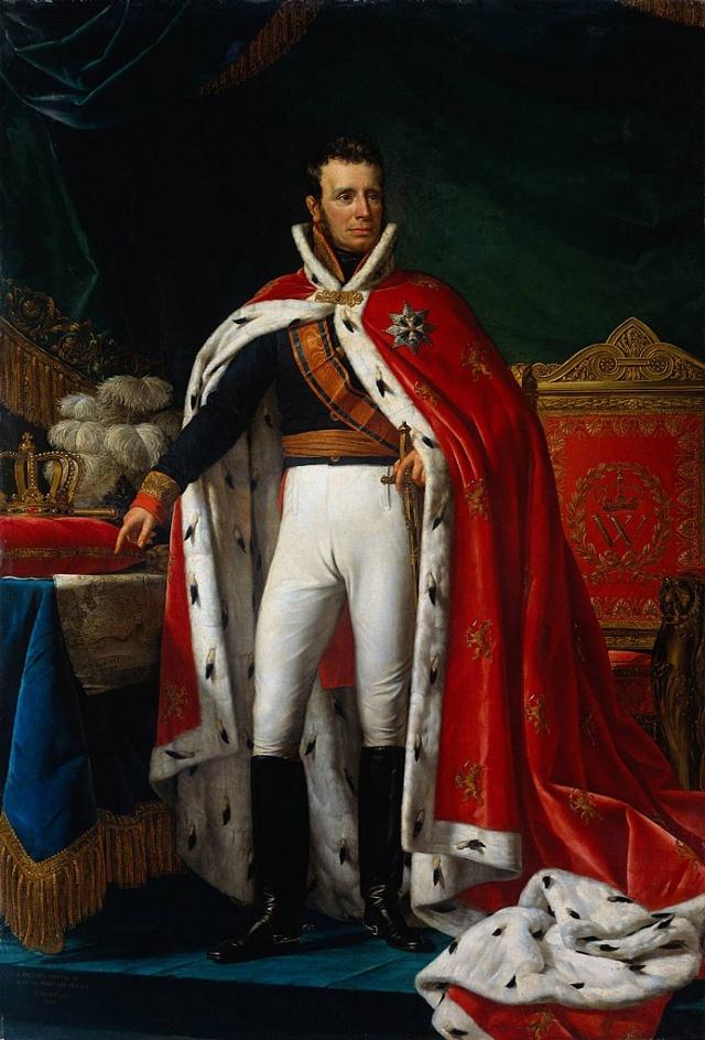 Vilém I., král obnovené nizozemské monarchie vletech 1813–1840
