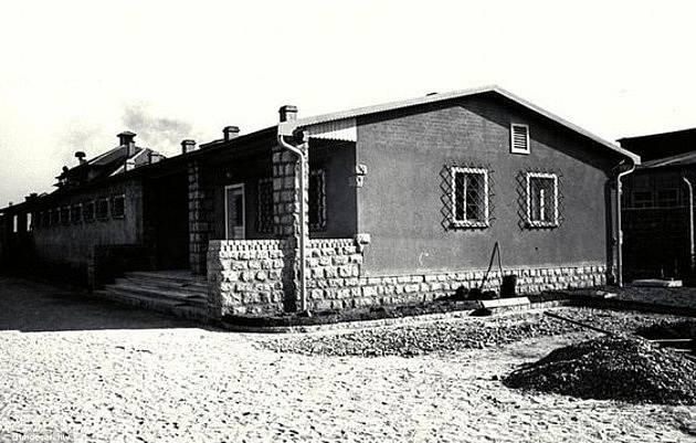Nevěstinec v koncentračním táboře Buchenwald