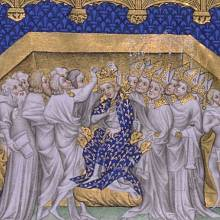 Karel VI. Francouzský.