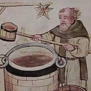 Víno bylo ve středověku považováno za zdravý nápoj.