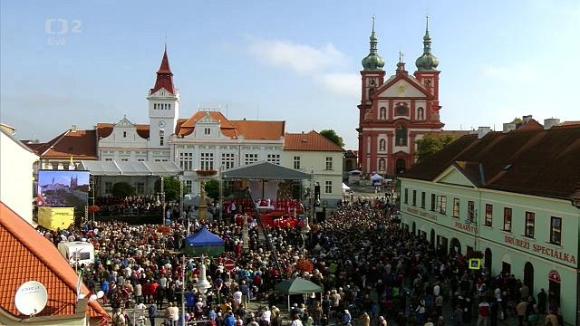 Pouť ve Staré Boleslavi