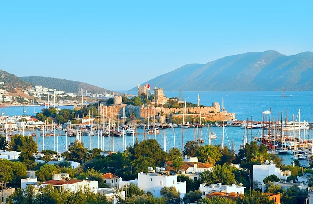 Gümbet, Turecko