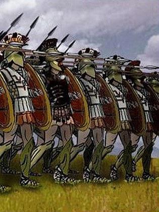 Starořecká Sparta