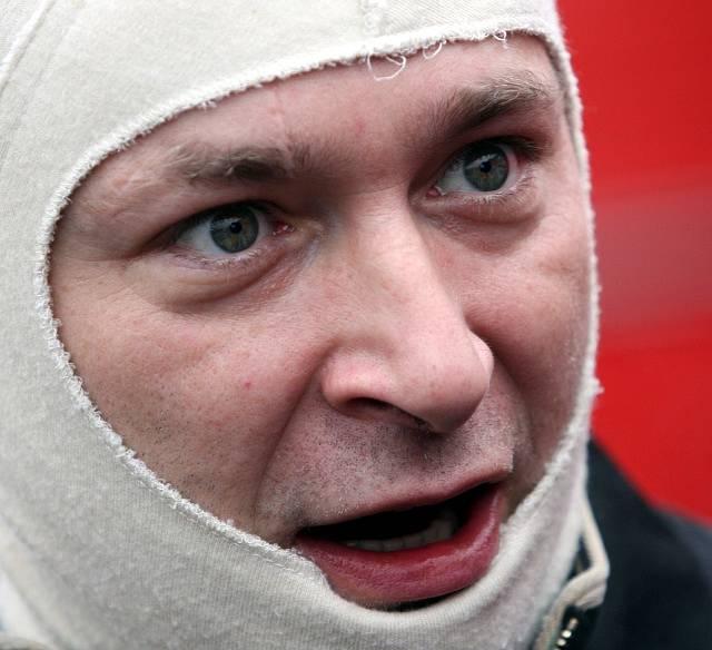 Daniel Landa jako automobilový závodník a jezdec rallye