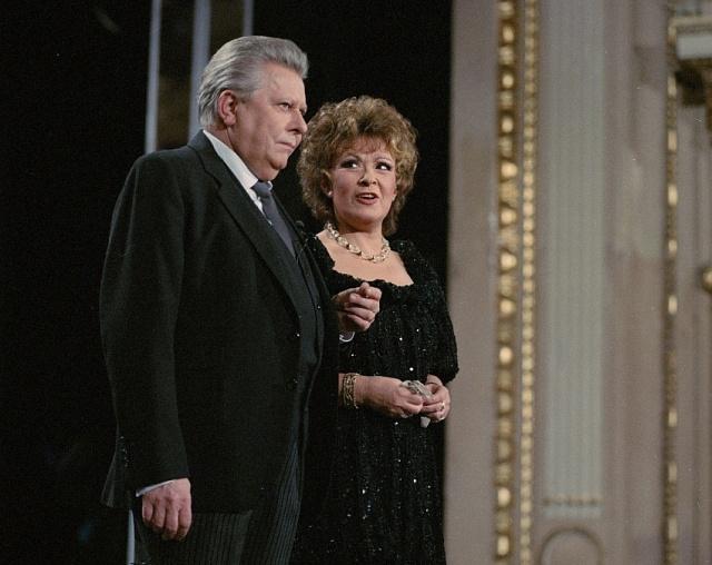 Ve dvojici sVladimírem Dvořákem vtelevizním zábavném pořadu Televarieté (1977–1997)