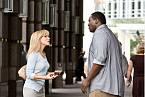 Sandra Bullock a Quinton Aaron ve filmu Zrození šampióna