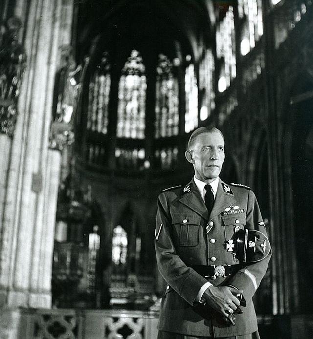Reinhard Heydrich ve Svatovítské katedrále, Atentát (1964)