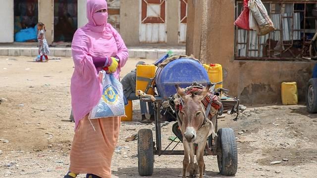 Osvěta v Mauritánii není jednoduchá.