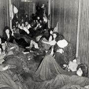 Podmínky koncentračního tábora Bergen-Belsen