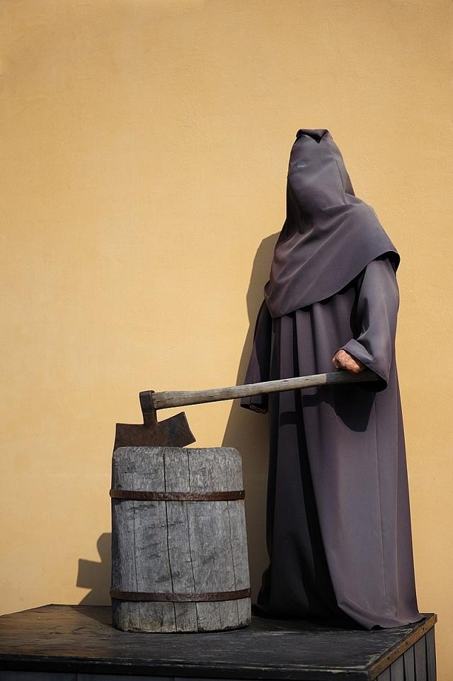 Ilustrační foto: Nejznámější zpodobnění kata