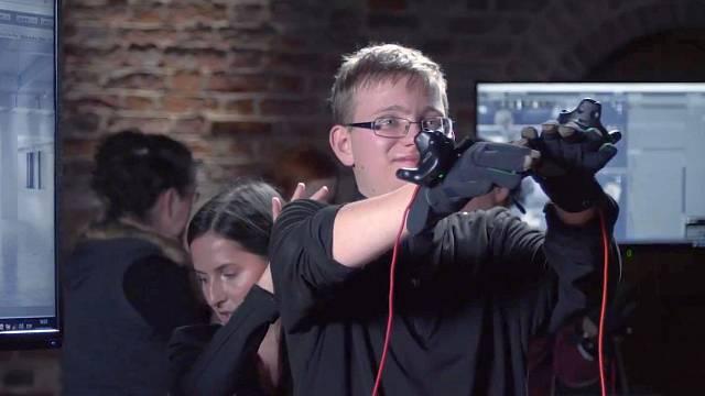 Projekt Touching Masterpieces zprostředkovává nevidomým zážitek z uměleckých děl