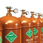 Ilustrační foto - helium