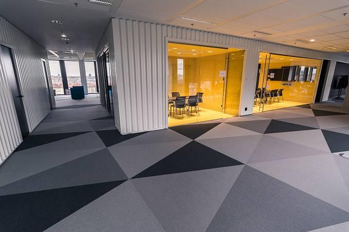 Nové kanceláře firmy Avast / zasedačky