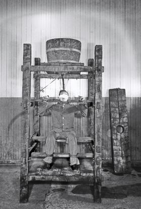 Ilustrační foto: Mučení ve věznici Sing Sing