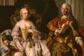 Marie Terezie a František Lotrinský