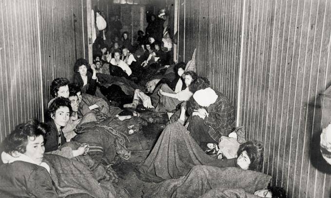 Koncentrační tábor Bergen Belsen