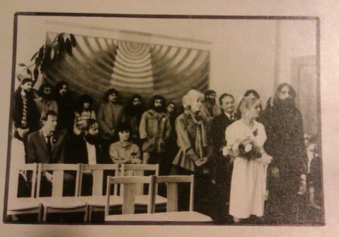 Stanislav Pitaš, svatba