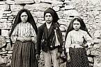Děti, které byly prvními svědky zázraku ve Fátimě