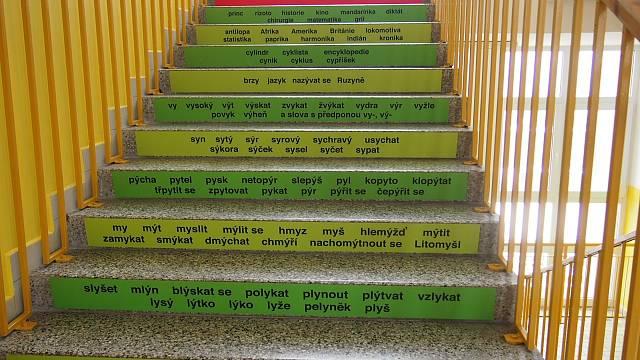 Velký zájem mezi školami je prý o vyjmenovaná slova