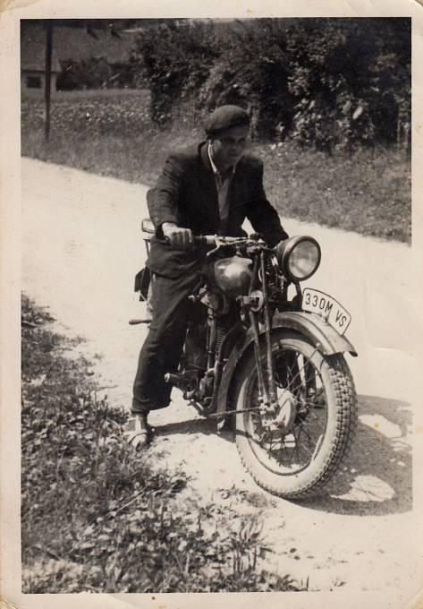 Jan Sedláček / 1952