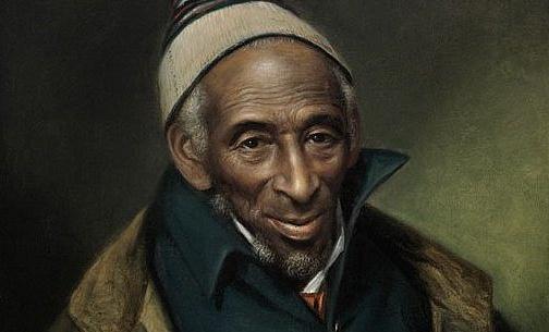 Portrét muslimského otroka zroku 1819