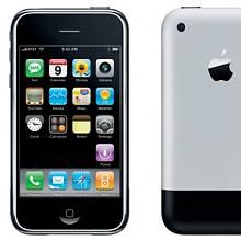 V březnu 2008 byl předstan iPhone s betaverzí firmwaru2.0