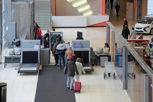 Nedílnou součástí každého letiště se staly bezpečnostní rámy.