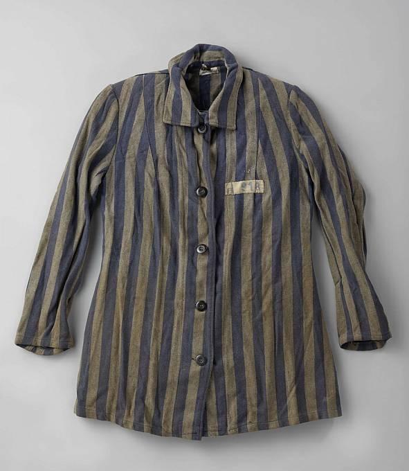 Uniforma z koncentračního tábora