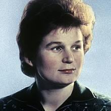Valentina Těreškovovová