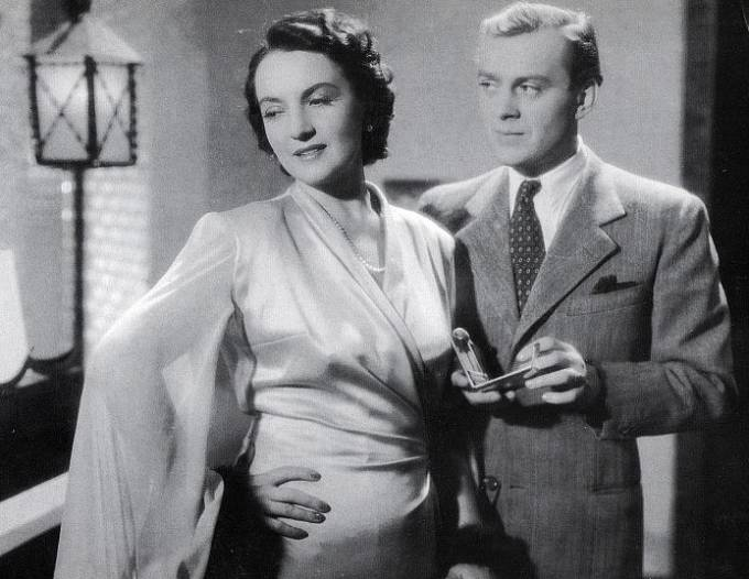 Karel Höger a Marie Rosůlková