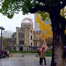 Atomový dóm v Hirošimě