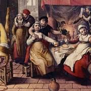 Nejstarší řemeslo na světě ve středověku vzkvétalo.