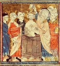 Klíčový moment pro středověk – křest franského krále Chlodvíka