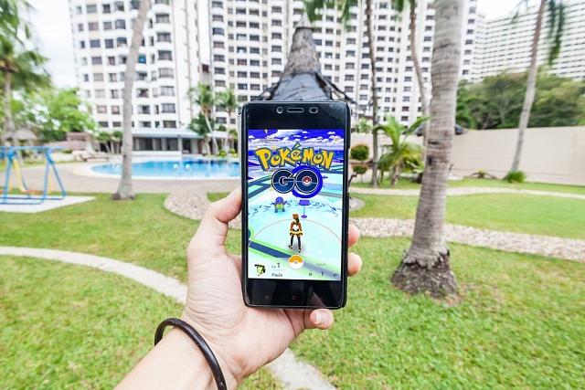 Svět pohltila nová mobilní hra Pokémon GO