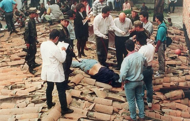 Smrt Pabla Escobara