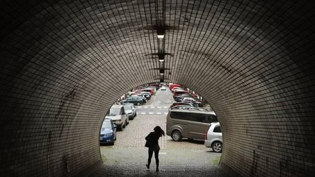 Délka Žižkovského tunelu je 300 metrů a skrývá mnohé tajemství.
