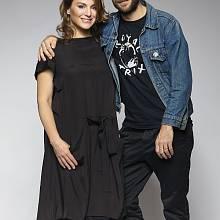 Lenka Krobotová a Václav Havelka