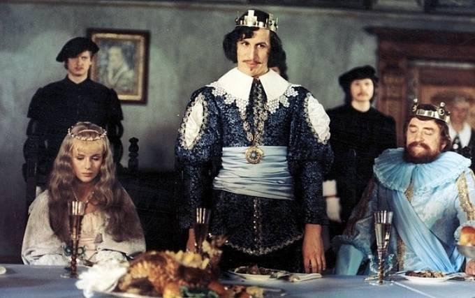 Z filmu Jak se budí princezny