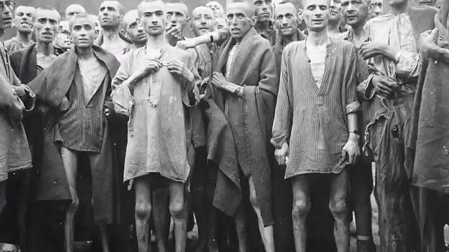 Osvětimští vězni