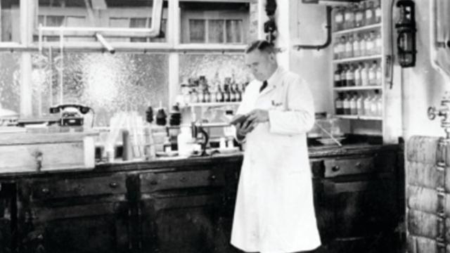 Nacistické laboratoře