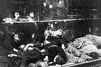 Povraždění zajatci na Masarykově nádraží během Pražského povstání