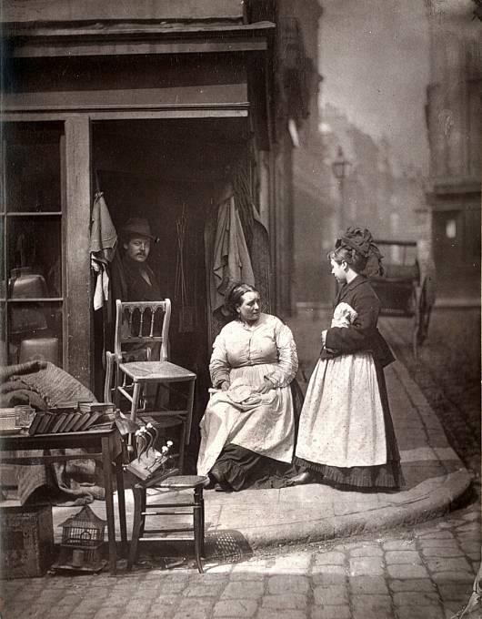 Ve viktoriánském období se vydělávalo i adopcí dětí