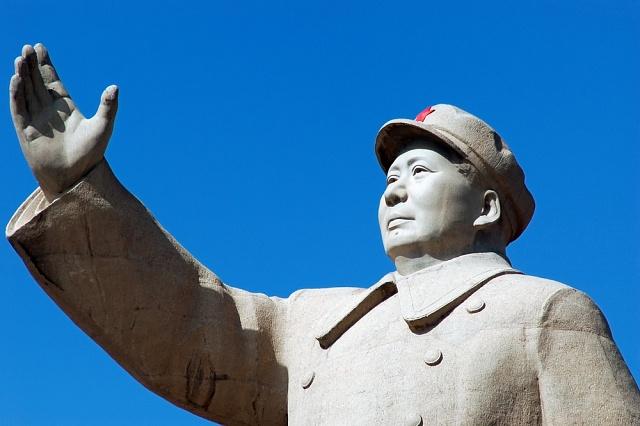 Čínský vůdce Mao vnutil komunistický systém celé zemi