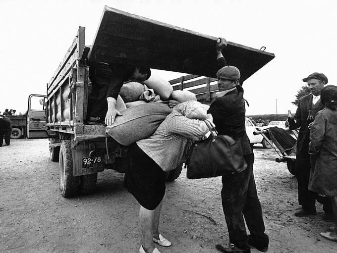 Macijauskas, Market, 1970