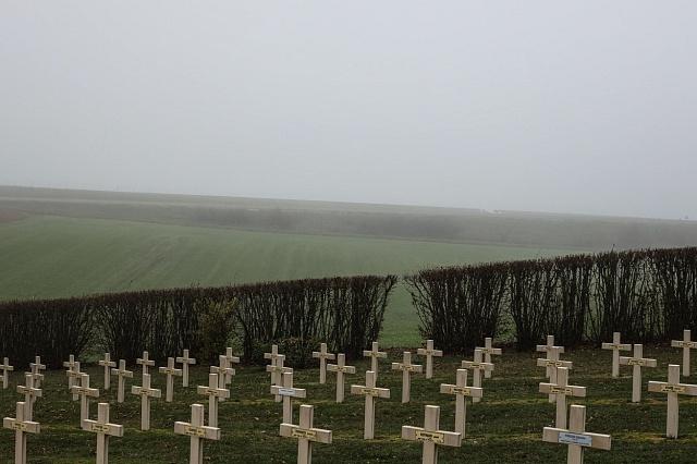 Město Verdun se dnes stalo symbolem míru.